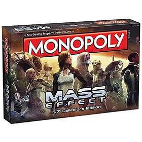 Monopoly: Mass Effect (Collector's Edition)
