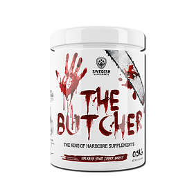 Swedish Supplements The Butcher 0,5kg