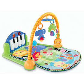 Fisher-Price Kick & Play Piano Babygym