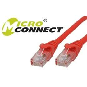 MicroConnect U/UTP Cat6 RJ45 - RJ45 Snagless LSZH Booted 1.5m