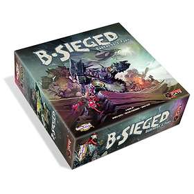 B-Sieged: Darkness and Fury