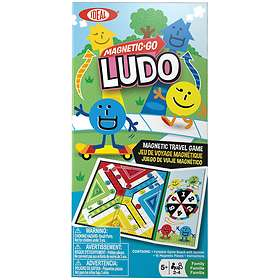 Magnetic Ludo (Ideal) (pocket)