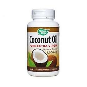 Nature's Way Pure Extra Virgin Coconut Oil 120 Kapslar