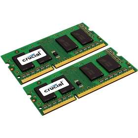 Crucial SO-DIMM DDR3L 1866MHz Apple 2x8GB (CT2K8G3S186DM)