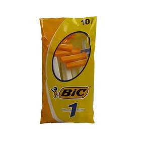 Bic 1 Disposable Disposable 10-pack