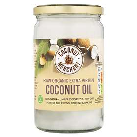 Coconut Merchant Organic Extra Virgin Coconut Oil 1000ml