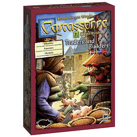 Carcassonne: Traders & Builders (2nd Edition) (exp. 2)
