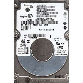 Seagate Momentus ST94811A 2MB 40GB