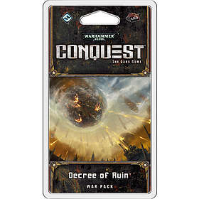 Warhammer 40,000: Conquest - Decree of Ruin (exp.)