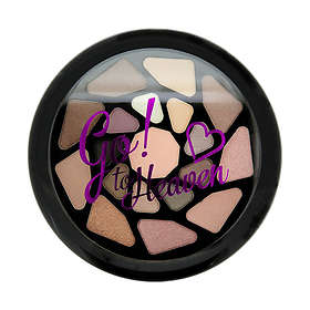 Makeup Revolution Go To Heaven Eyeshadow Palette