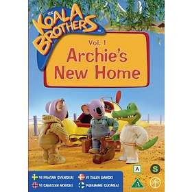 Koala Brothers: Archie's New Home