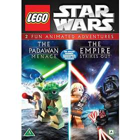 Lego Star Wars: The Padawan Menace + The Empire Strikes Out (UK)