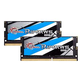 G.Skill Ripjaws SO-DIMM DDR4 2133MHz 2x16GB (F4-2133C15D-32GRS)