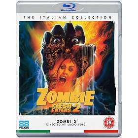 Zombie Flesh Eaters 2 - The Italian Collection (UK)
