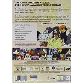 Fruits Basket - The Complete Series (UK)