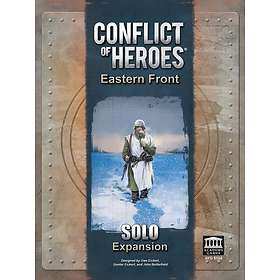 Conflict of Heroes: Eastern Front - Solo Play (exp.)