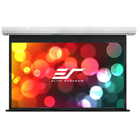 "Elite Screens Saker Electric Black Top-6 MaxWhite FG 16:10 180"" (387x242)"