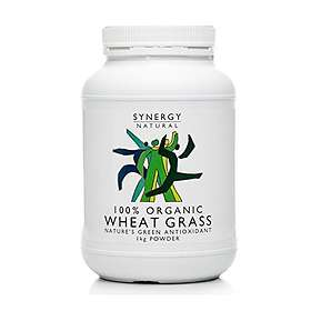 Synergy Natural Organic Wheat Grass 1000g