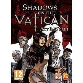 Shadows on the Vatican - Act II: Wrath (PC)