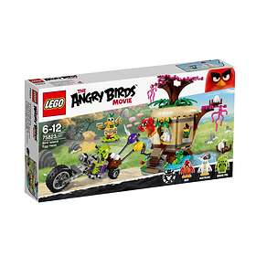 LEGO The Angry Birds Movie 75823 Äggstöten på Fågelön