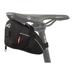 Red Cycling Saddle Bag L