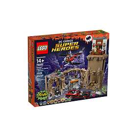 LEGO DC Comics Super Heroes 76052 Batman – den klassiska TV-serien