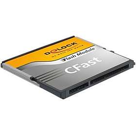 DeLock CFast 2.0 MLC Wide 64GB