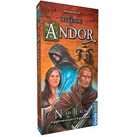 Legends of Andor: New Heroes (exp.) (2ème Edition)
