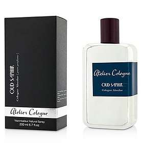 Atelier Cologne Oud Saphire Absolue Cologne 200ml