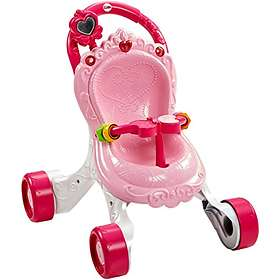 Fisher-Price Stroll Along Musical Walker