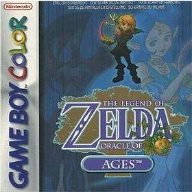 The Legend of Zelda: Oracle of Ages (GBA)