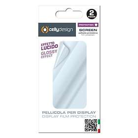 Celly Glossy Screen Protector Film for Samsung Galaxy Premier