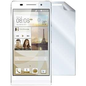 Celly Glossy Screen Protector Film for Huawei Ascend P6