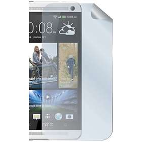 Celly Glossy Screen Protector Film for HTC One