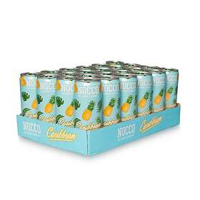 NOCCO BCAA Caribbean Limited Edition 330ml 24-pack