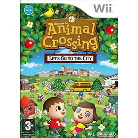 Animal Crossing: Let's go to the City (incl. Microphone) (Wii)