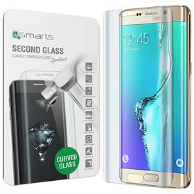 4smarts Curved Glass for Samsung Galaxy S6 Edge+