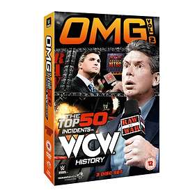 WWE - OMG! Volume 2: The Top 50 Incidents in WCW History (UK)