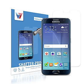 V7 Tempered Glass Screen Protector for Samsung Galaxy S6
