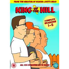 King of the Hill - Seasons 1-5