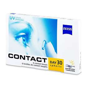 Zeiss Contact Day 30 Spheric (6-pack)