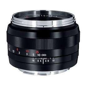 Zeiss Planar T* 50/1,4 ZE for Canon