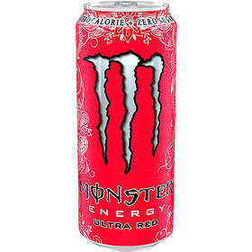 Monster Energy Ultra Red Burk 0,5l 24-pack