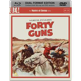 Forty Guns - Masters of Cinema (UK)