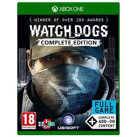 Watch Dogs - Complete Edition (Xbox One)
