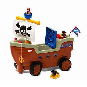 Little Tikes Play 'n' Scoot Pirate Ship