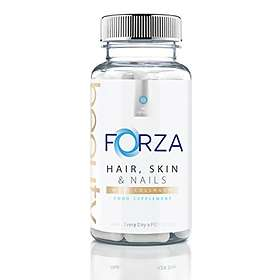 Forza Beauty Hair Skin & Nails with Collagen 90 Kapslar