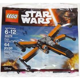 LEGO Star Wars 30278 Poe's X-wing Fighter