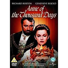 Anne of the Thousand Days (UK)