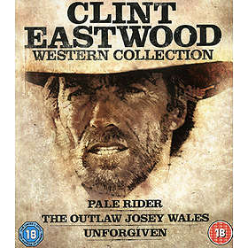 Clint Eastwood Western Collection (UK)